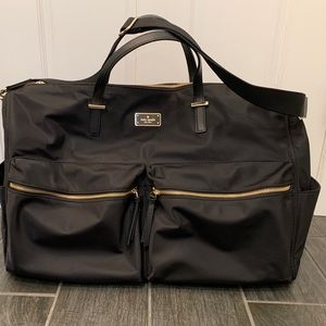 Kate Spade overnight bag
